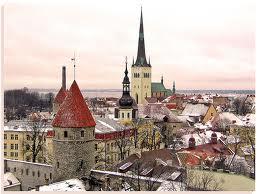 Tallin, la capitale estone
