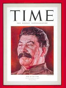 Stalin sul Time